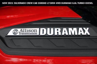 2021 Silverado 3500 Crew Cab 4x4,  Pickup #72561 - photo 7
