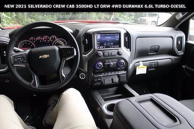 2021 Silverado 3500 Crew Cab 4x4,  Pickup #72561 - photo 10