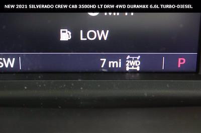 2021 Silverado 3500 Crew Cab 4x4,  Pickup #72561 - photo 22