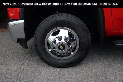 2021 Silverado 3500 Crew Cab 4x4,  Pickup #72561 - photo 25