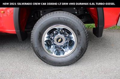 2021 Silverado 3500 Crew Cab 4x4,  Pickup #72561 - photo 26