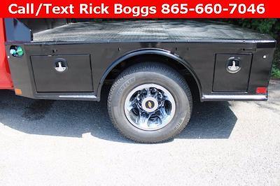 2021 Chevrolet Silverado 3500 Crew Cab 4x4, CM Truck Beds Platform Body #72581 - photo 12