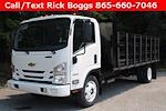 2021 LCF 4500 Regular Cab 4x2,  Wil-Ro Stake Bed #75121 - photo 3