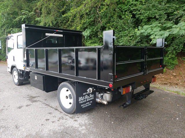 2020 Chevrolet LCF 4500 Crew Cab 4x2, Wil-Ro Dump Body #75150 - photo 2
