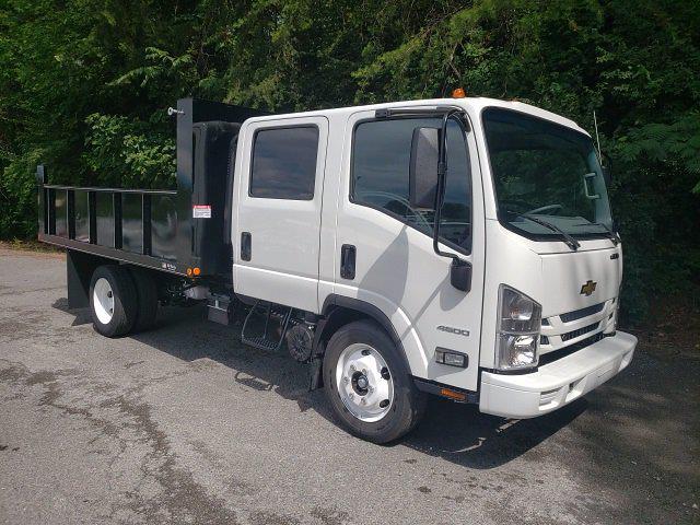 2020 Chevrolet LCF 4500 Crew Cab 4x2, Wil-Ro Dump Body #75150 - photo 3