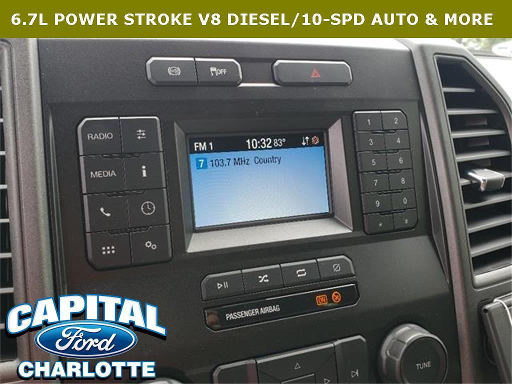 2021 Ford F-550 Crew Cab DRW 4x2, CM Truck Beds Platform Body #21F56060 - photo 1