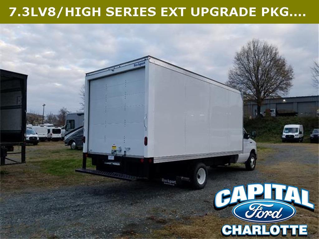 2021 Ford E-450 4x2, Cutaway Van #21FV8937 - photo 1