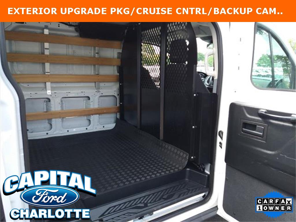 2019 Ford Transit 250 Low Roof 4x2, Empty Cargo Van #QPD8982 - photo 1