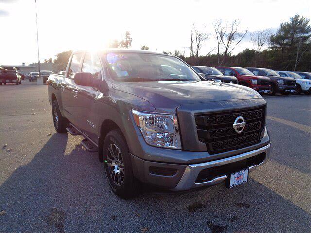 2021 Nissan Titan 4x4, Pickup #00505662 - photo 1