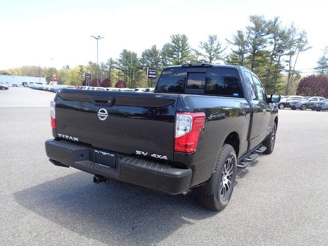 2021 Nissan Titan 4x4, Pickup #00523068 - photo 1
