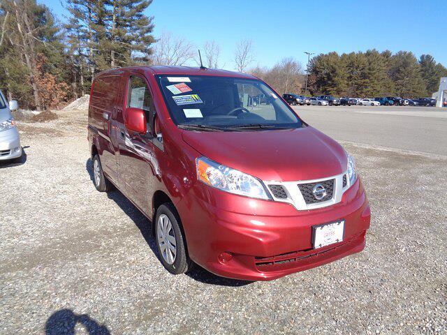 2021 Nissan NV200 FWD, Empty Cargo Van #00695137 - photo 1