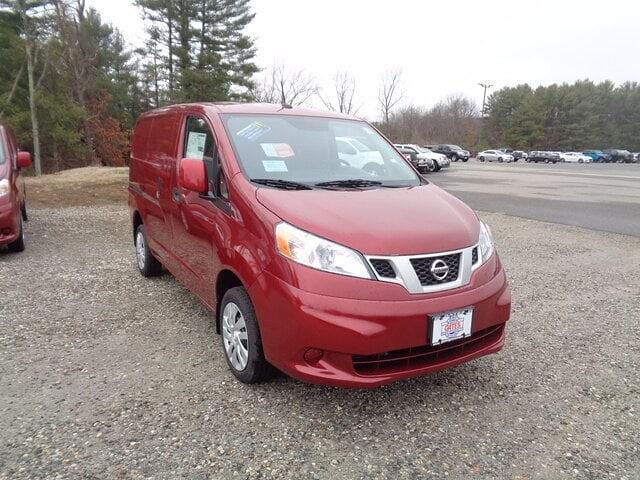 2021 Nissan NV200 FWD, Empty Cargo Van #00698017 - photo 1