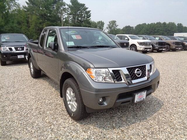 2021 Nissan Frontier 4x4, Pickup #00721632 - photo 1