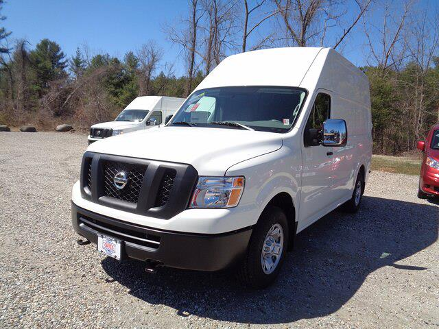 2021 Nissan NV HD 4x2, Empty Cargo Van #00804856 - photo 1