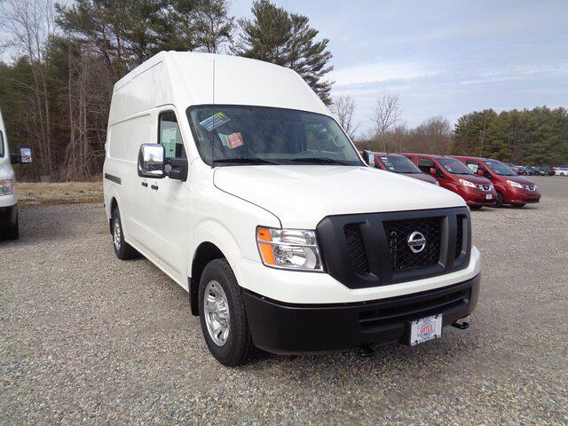 2021 Nissan NV HD 4x2, Empty Cargo Van #00805050 - photo 1