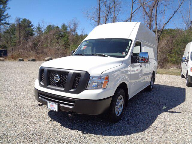2021 Nissan NV HD 4x2, Empty Cargo Van #00805223 - photo 1