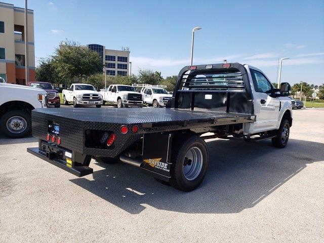 2020 Ford F-350 Regular Cab DRW 4x4, Freedom Platform Body #LEE97038 - photo 1