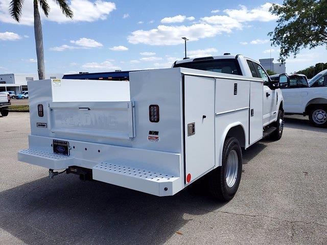 2021 Ford F-350 Super Cab DRW 4x4, Reading Service Body #MED09850 - photo 1