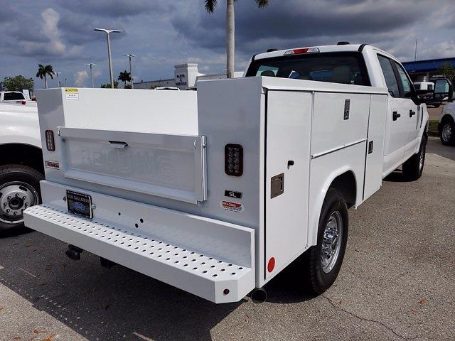 2021 Ford F-350 Crew Cab 4x4, Reading Service Body #MED15170 - photo 1