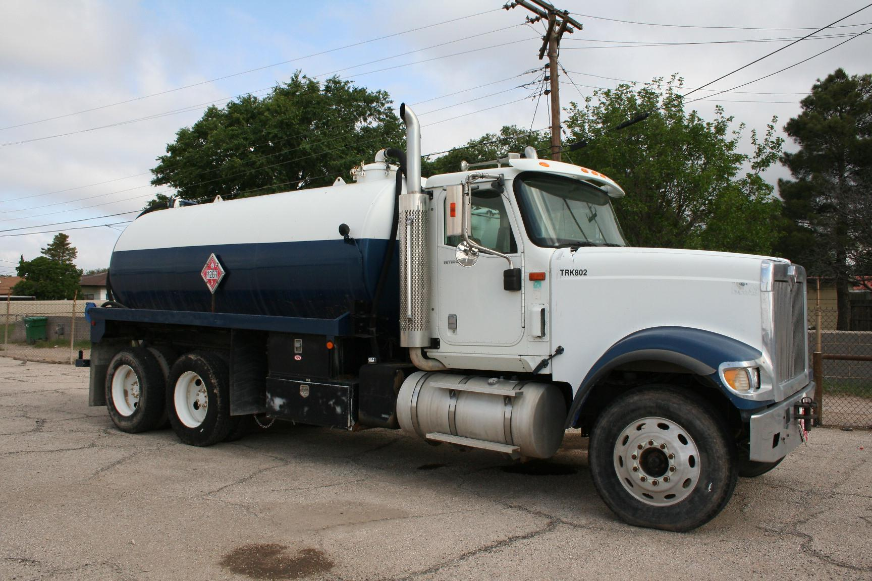 2006 International PayStar 5900i 6x4, Other/Specialty #UP739A - photo 1