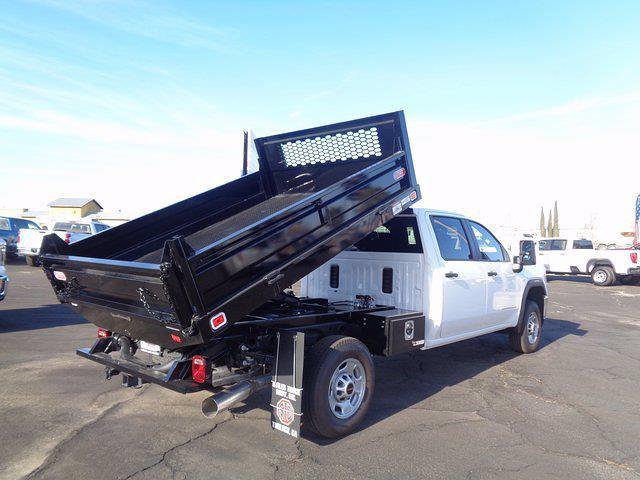 2020 GMC Sierra 2500 Crew Cab 4x4, Dump Body #20G332 - photo 6