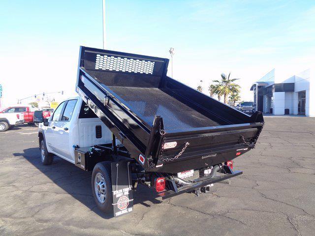 2020 GMC Sierra 2500 Crew Cab 4x4, Dump Body #20G332 - photo 2