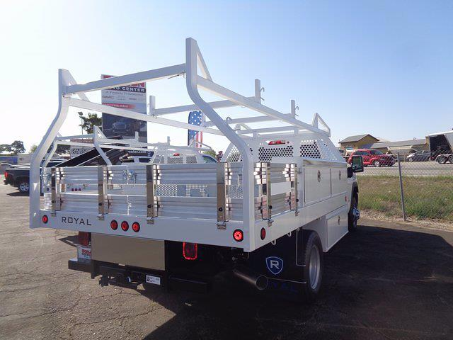 2021 GMC Sierra 3500 Regular Cab 4x2, Royal Truck Body Contractor Body #21G184 - photo 5