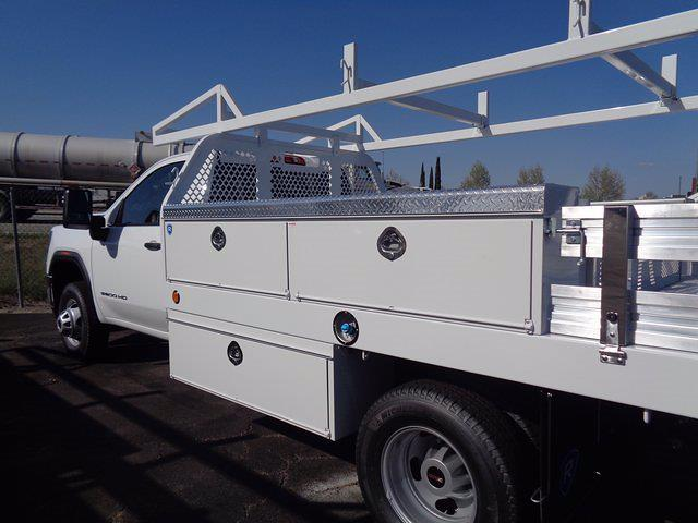 2021 GMC Sierra 3500 Regular Cab 4x2, Royal Truck Body Contractor Body #21G184 - photo 6