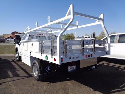 2021 GMC Sierra 3500 Regular Cab 4x2, Royal Truck Body Contractor Body #21G184 - photo 2