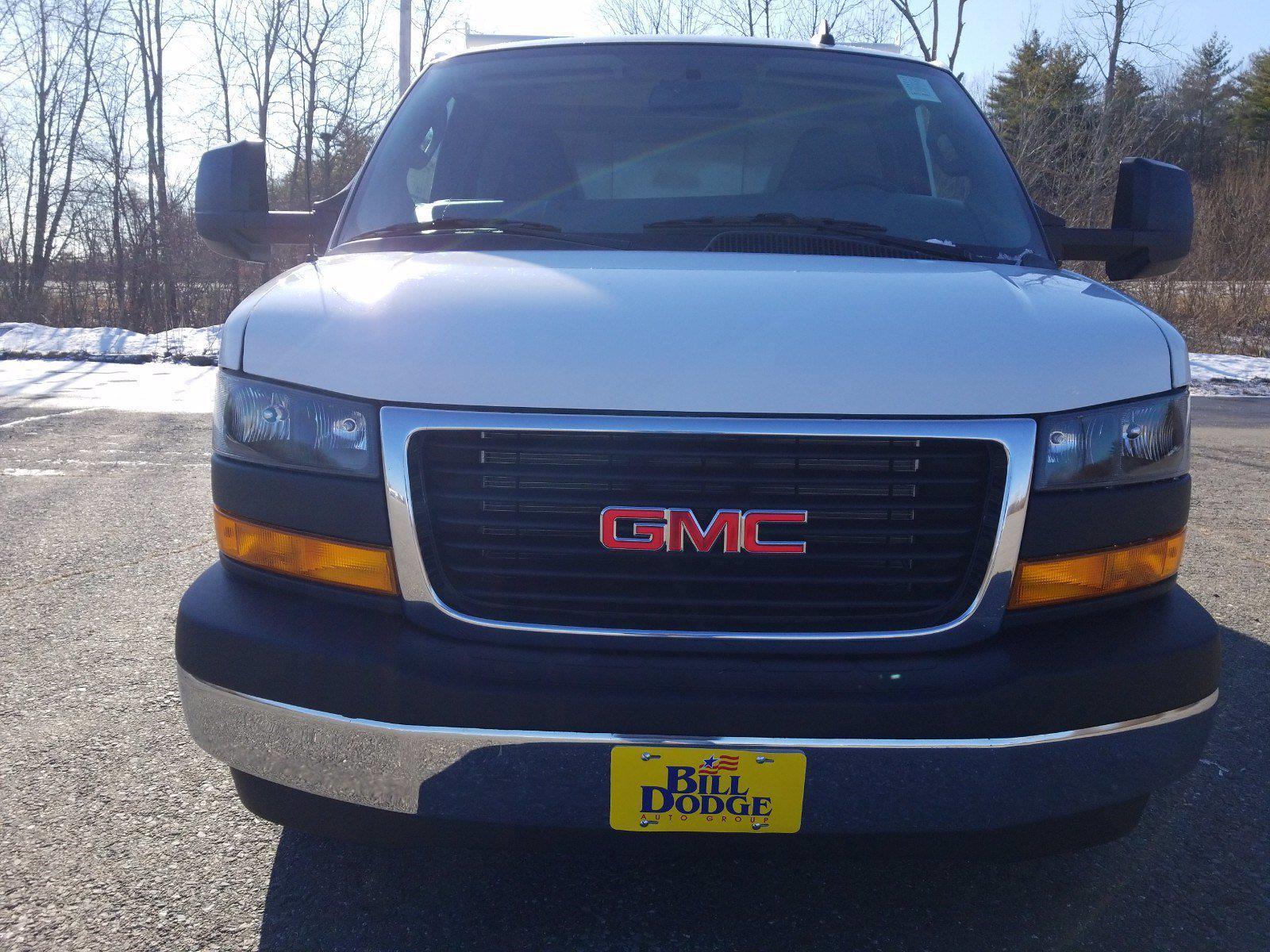 2020 GMC Savana 3500 4x2, Reading Service Utility Van #GM658245 - photo 3