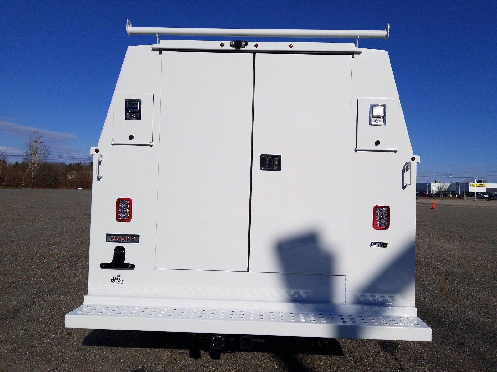 2020 GMC Savana 3500 4x2, Reading Service Utility Van #GM658245 - photo 20