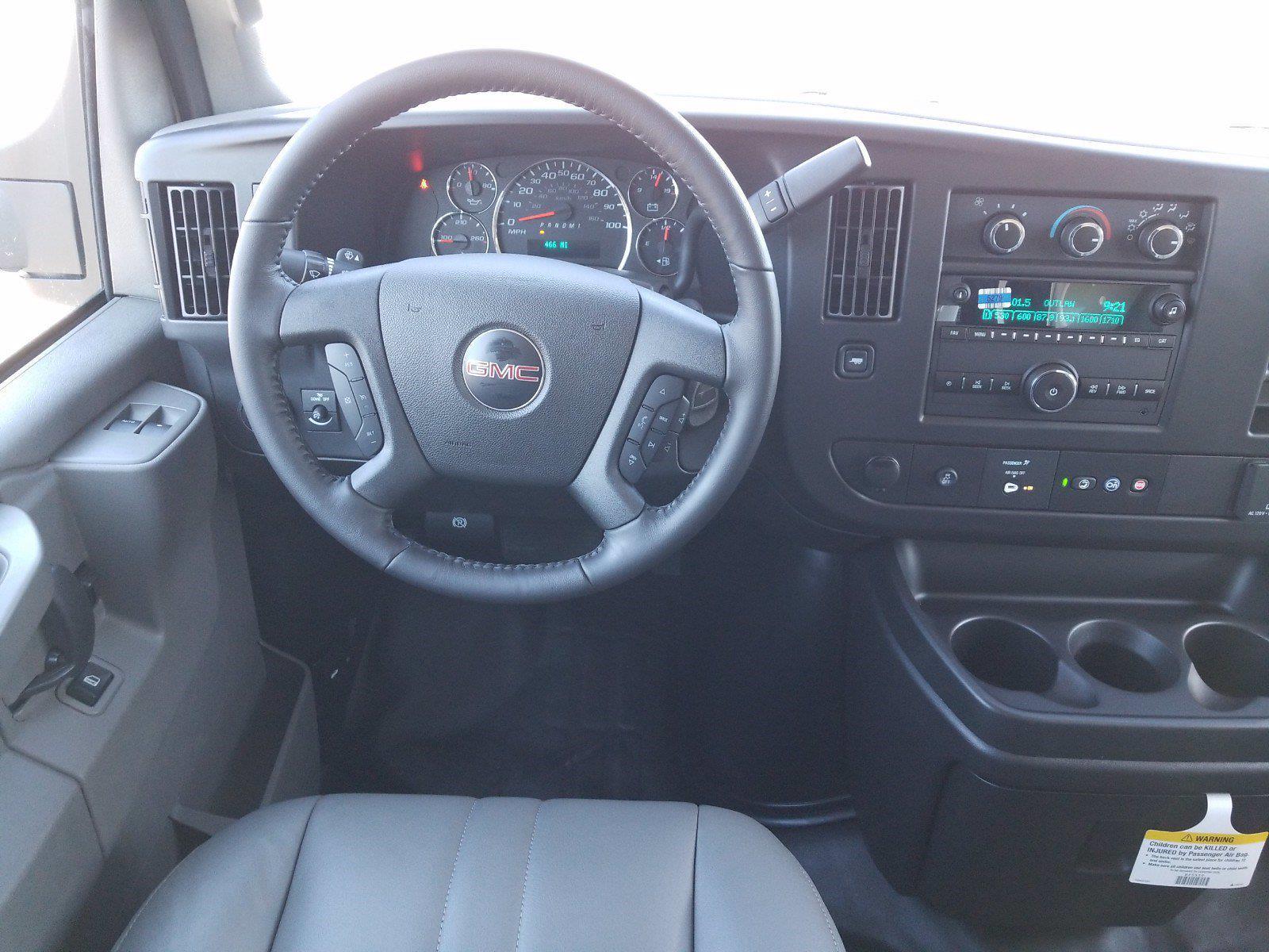 2020 GMC Savana 3500 4x2, Reading Service Utility Van #GM658245 - photo 6