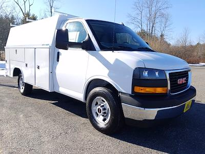 2020 GMC Savana 3500 4x2, Reading Service Utility Van #GM658245 - photo 15