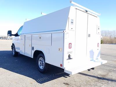 2020 GMC Savana 3500 4x2, Reading Service Utility Van #GM658245 - photo 2