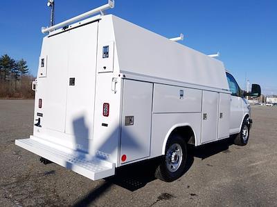2020 GMC Savana 3500 4x2, Reading Service Utility Van #GM658245 - photo 21