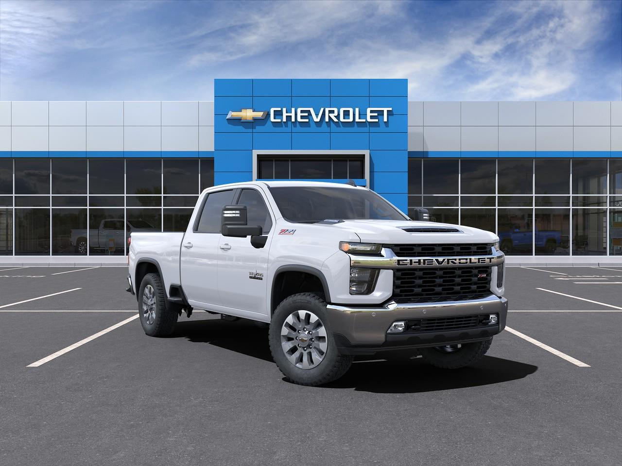 2021 Chevrolet Silverado 2500 Crew Cab 4x4, Pickup #150637 - photo 1