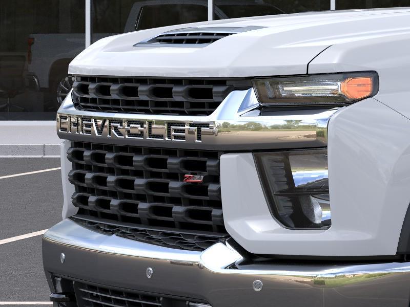 2021 Chevrolet Silverado 2500 Crew Cab 4x4, Pickup #150637 - photo 11