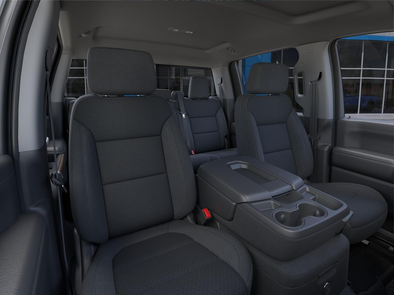 2021 Chevrolet Silverado 2500 Crew Cab 4x4, Pickup #150637 - photo 13