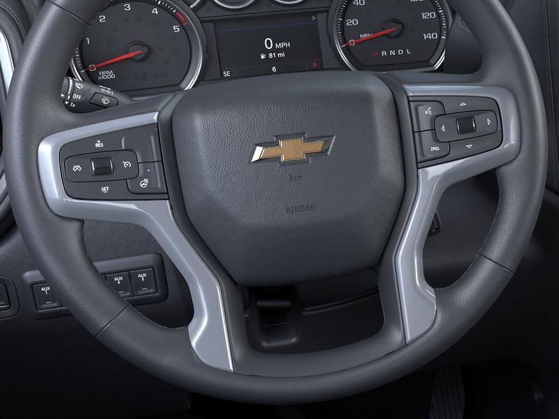 2021 Chevrolet Silverado 2500 Crew Cab 4x4, Pickup #150637 - photo 16