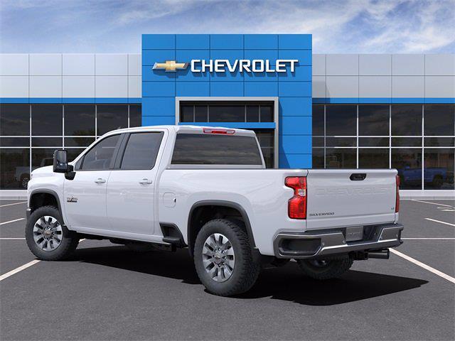 2021 Chevrolet Silverado 2500 Crew Cab 4x4, Pickup #150637 - photo 4