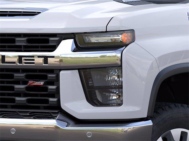 2021 Chevrolet Silverado 2500 Crew Cab 4x4, Pickup #150637 - photo 8