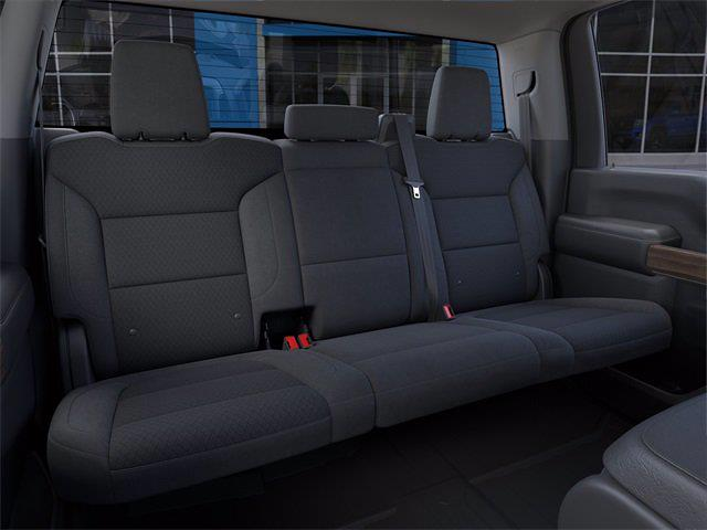 2021 Chevrolet Silverado 2500 Crew Cab 4x4, Pickup #150637 - photo 14