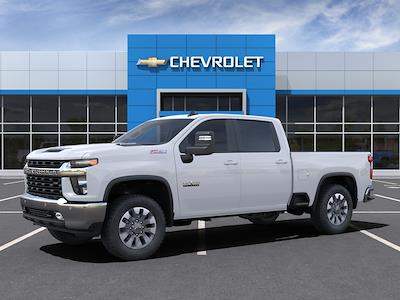 2021 Chevrolet Silverado 2500 Crew Cab 4x4, Pickup #150637 - photo 3