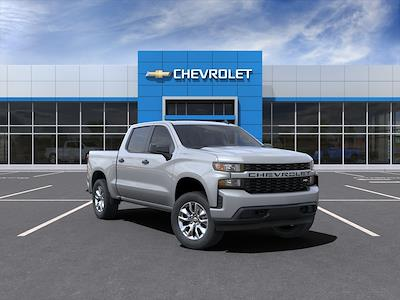 2021 Chevrolet Silverado 1500 Crew Cab 4x2, Pickup #218330 - photo 1