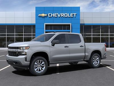 2021 Chevrolet Silverado 1500 Crew Cab 4x2, Pickup #218330 - photo 3