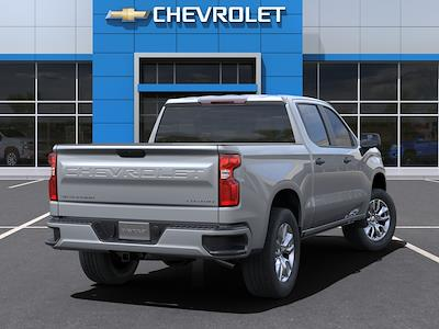2021 Chevrolet Silverado 1500 Crew Cab 4x2, Pickup #218330 - photo 2