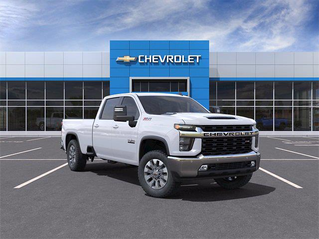 2021 Chevrolet Silverado 2500 Crew Cab 4x4, Pickup #266288 - photo 1