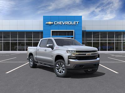 2021 Chevrolet Silverado 1500 Crew Cab 4x4, Pickup #313562 - photo 1