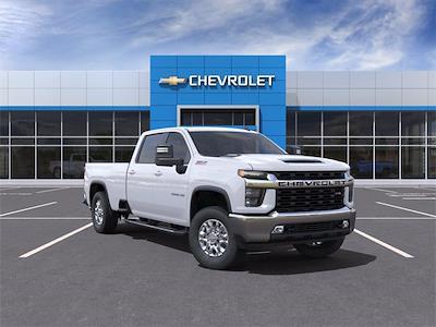 2021 Chevrolet Silverado 3500 Crew Cab 4x4, Pickup #315315 - photo 1