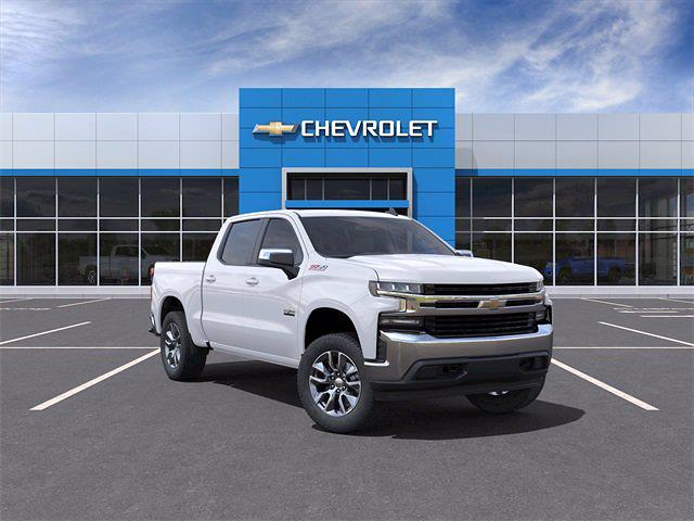 2021 Chevrolet Silverado 1500 Crew Cab 4x4, Pickup #384603 - photo 1